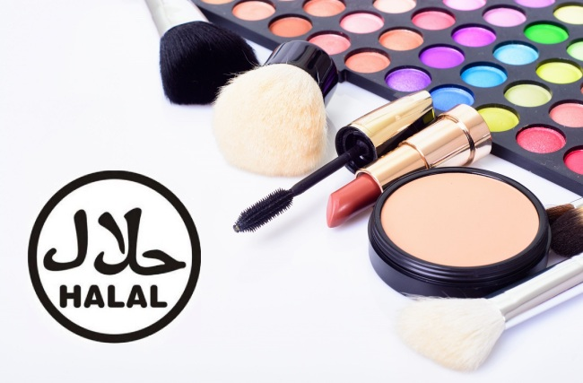 Halal certification for personal care raw materials and