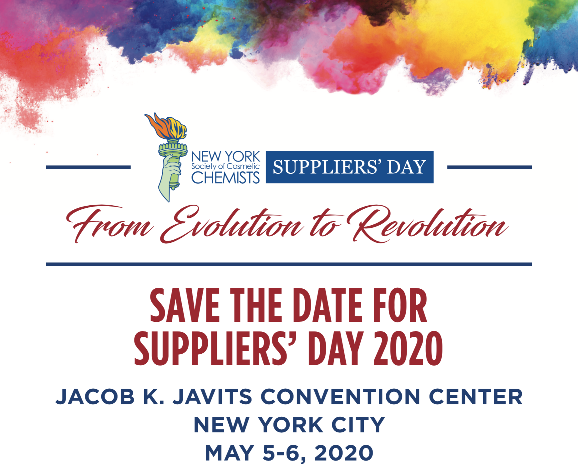 Suppliers' Day - NYSCC