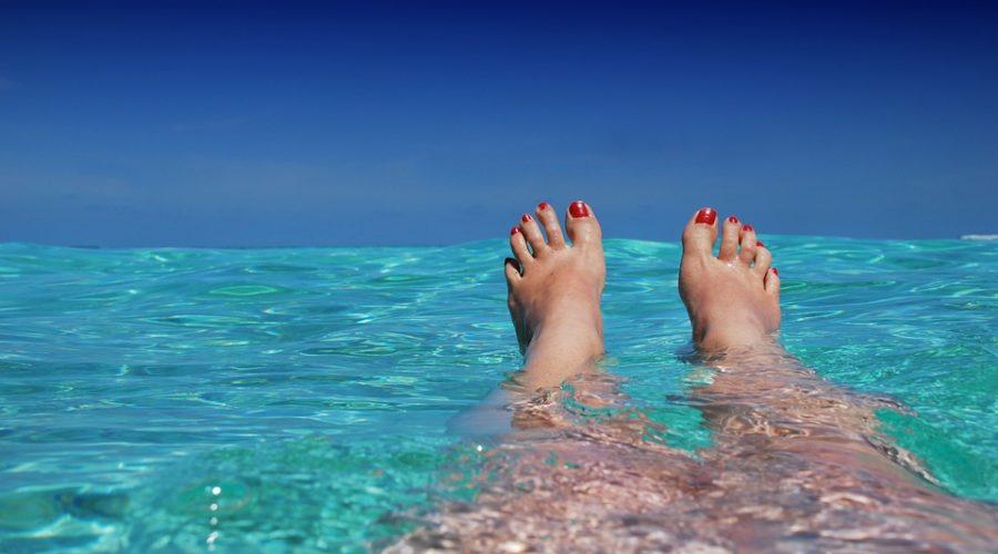 Ocean Sun Beach Ile Holiday Maldives Nature Sand